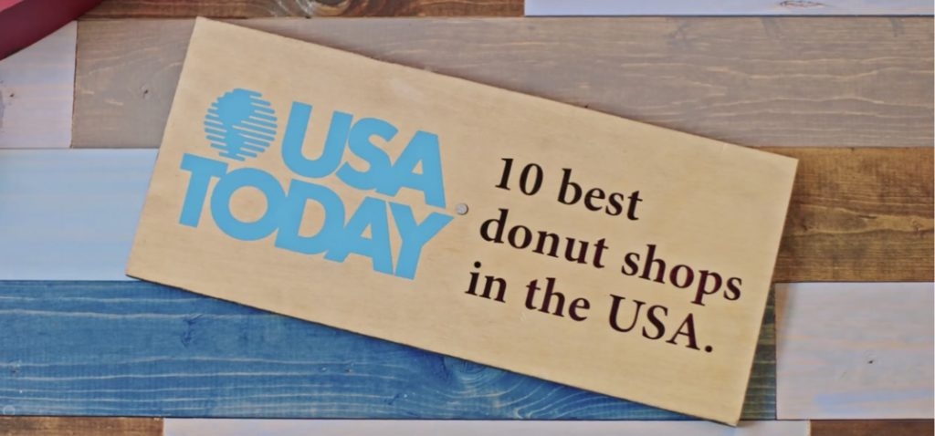 Donut Bar is positioning itself as a market leader