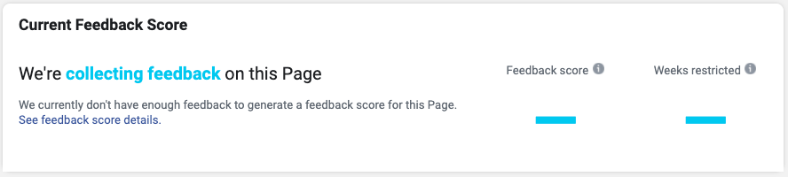 FB - Poor Customer Reviews