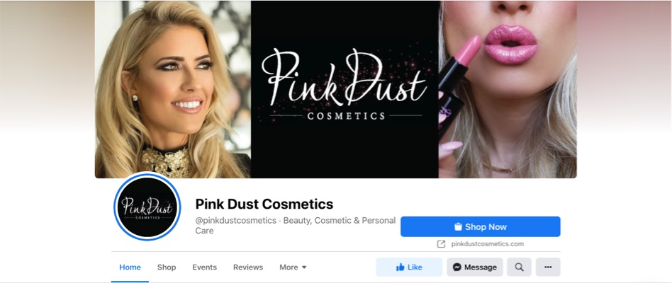 Pink Dust